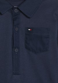 Tommy Hilfiger - BABY BOY POPLIN - Body - black iris - 3