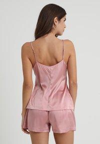 La Perla - CAMISOLE - Pyjama top - pink powder - 2