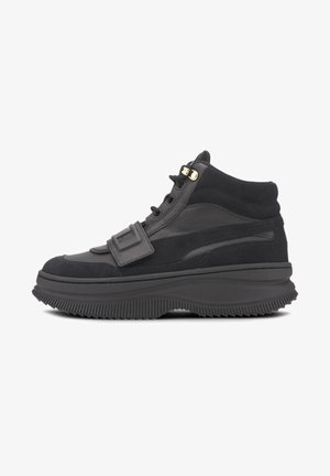 DEVA  - High-top trainers - black