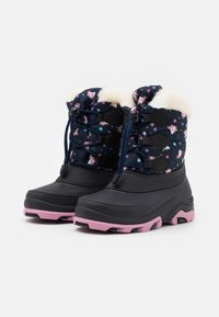 Friboo - Snowboot/Winterstiefel - dark blue - 1