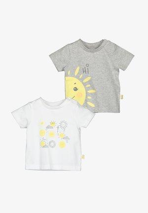 LITTLE SUNSHINE - Print T-shirt - grey
