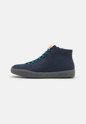 PEU TOURING - High-top trainers - hypnos/blanco