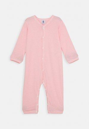 LARZAC DORS BIEN SANS PIEDSGRE - Pijama - gretel/marshmallow