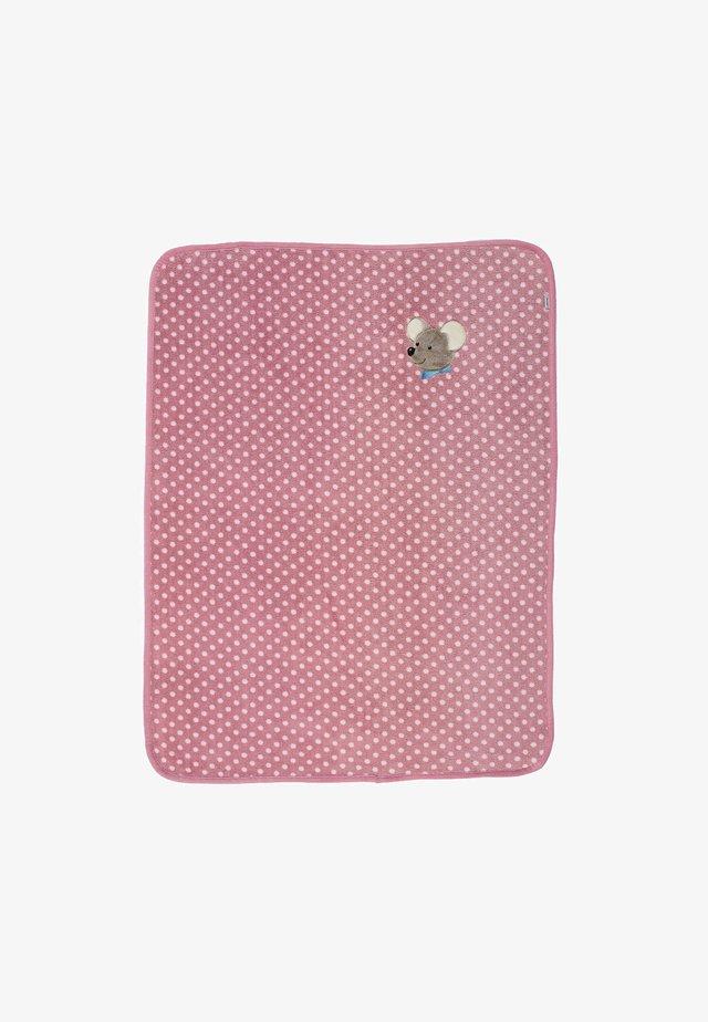PLÜSCHDECKE MABEL - Baby blanket - original