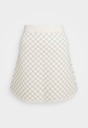 HAMYL - Mini skirt - ecru