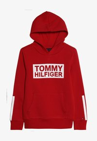 Tommy Hilfiger - SPECIAL HOODIE - Huppari - red - 2