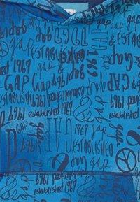 GAP - BOY PRINT HOOD - Sweatshirt - blue - 2