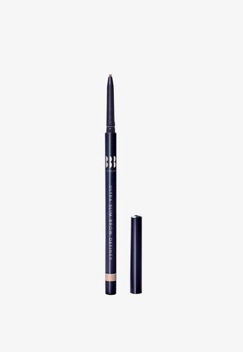 ULTRA SLIM BROW DEFINER - Eyebrow pencil - sandalwood