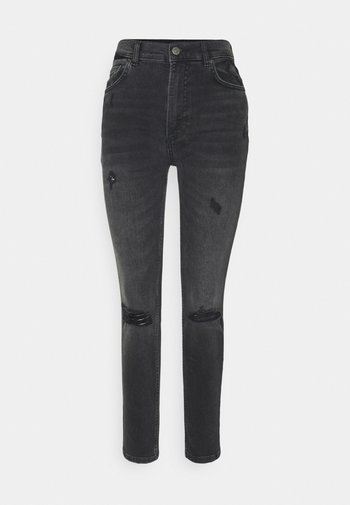 ZACHARY HIGH RISE SKINNY