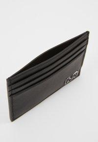 Calvin Klein - SIGNATURE BELT CARDHOLDER SET - Belt - black - 4