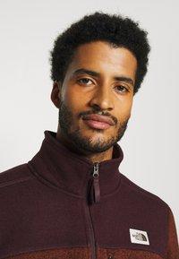 The North Face - GORDON LYONS FULL ZIP - Fleece jacket - brown - 3