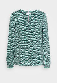 Tommy Hilfiger - BLOUSE - Bluser - primary green - 0