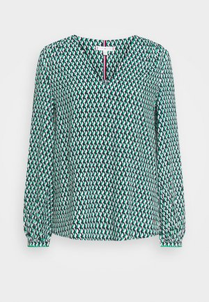 BLOUSE - Bluser - primary green