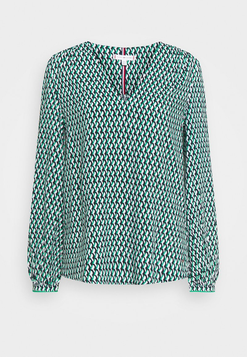 Tommy Hilfiger - BLOUSE - Bluser - primary green