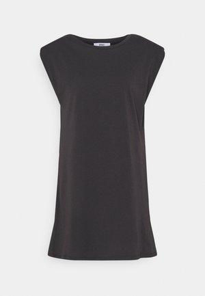 ONLPERNILLE SHOULDER DRESS - Jersey dress - phantom