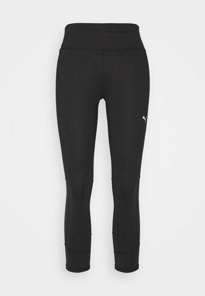 RUN FAVORITE - 3/4 sports trousers - black