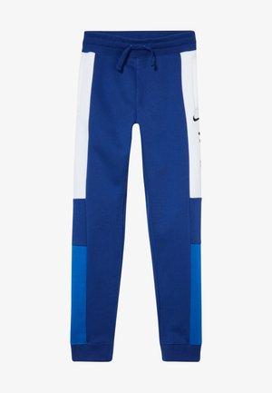 Tracksuit bottoms - deep royal blue/game royal/white