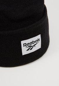 Reebok Classic - BEANIE - Bonnet - black - 5