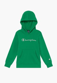 Champion - LEGACY AMERICAN CLASSICS HOODED  - Hoodie - green - 0