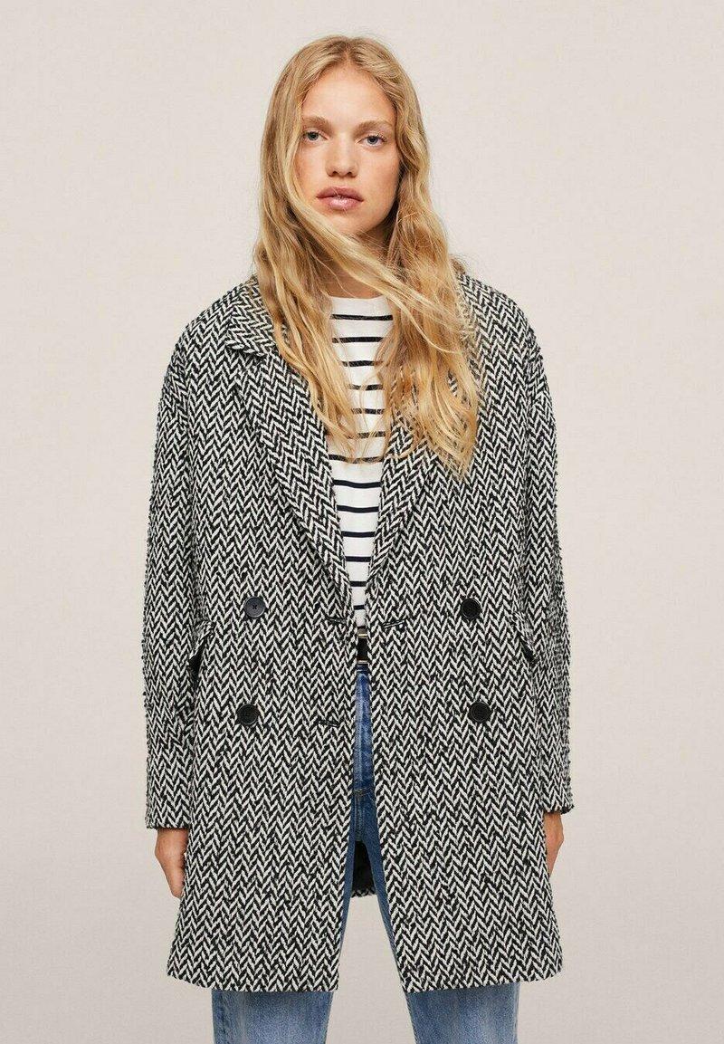 Mango - Short coat - grey