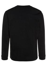Vans - CLASSIC BOYS - Langarmshirt - black/white - 1