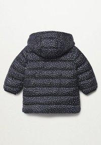 Mango - ANORAK - Winter coat - black - 1