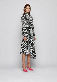 BOSS - VAVERY - A-line skirt - patterned - 1