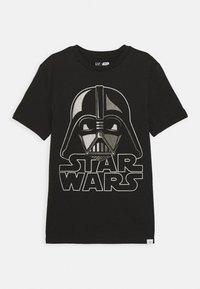 GAP - BOY TEE - T-shirt z nadrukiem - moonless night - 0