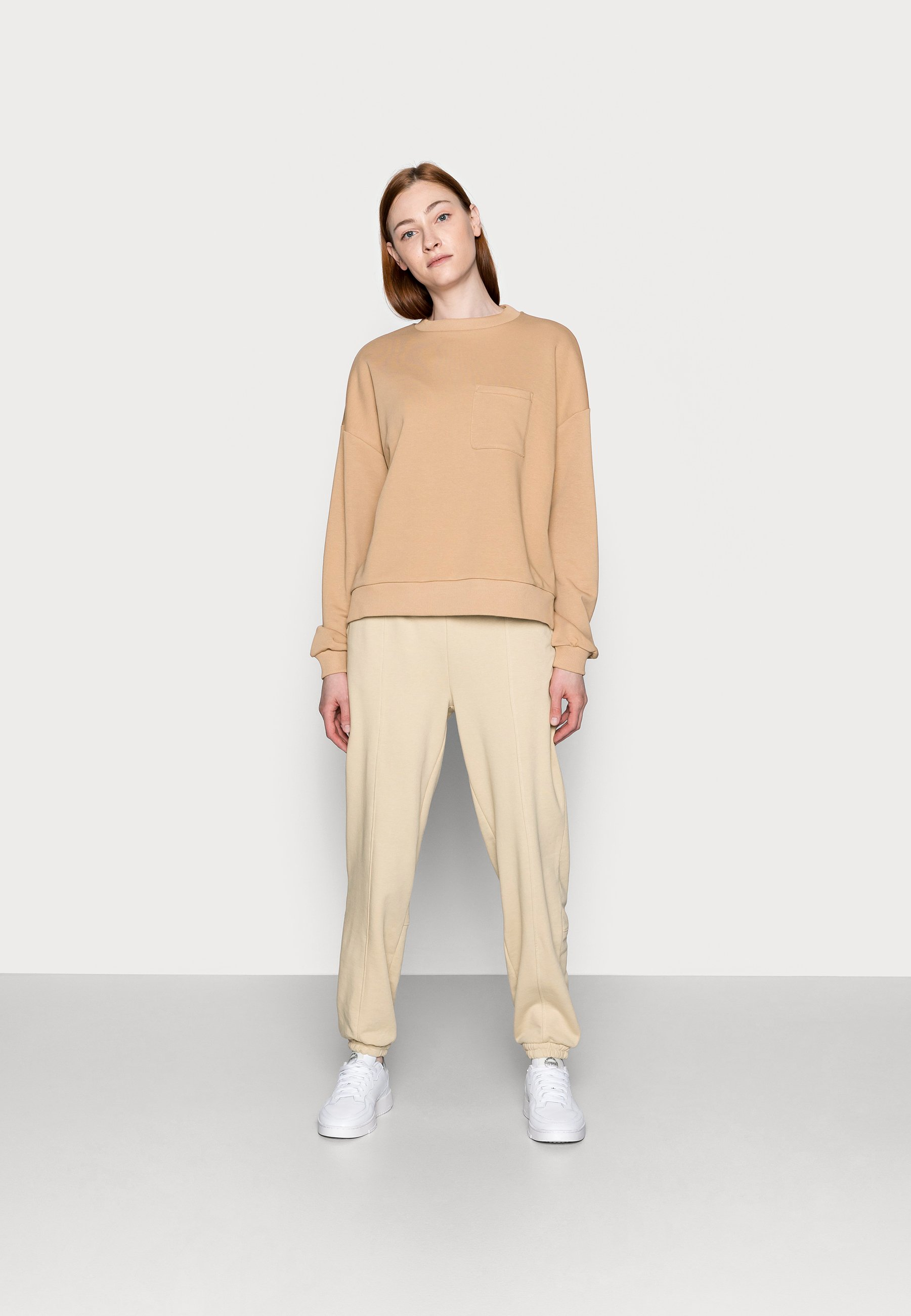 Women ONLDEA DETAIL PANTS - Tracksuit bottoms