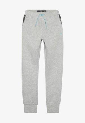 OHOPE CARVE PANT - Jogginghose - light grey heather