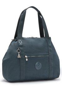 Kipling - ART M - Tote bag - rich blue - 2