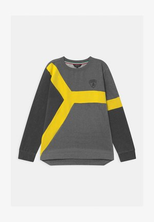 COLOR INSERT - Sweatshirt - grey estoque