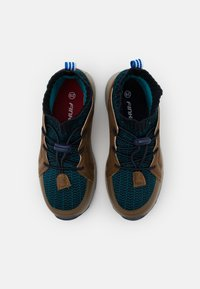 Finkid - LOIKKA UNISEX - Scarpa da hiking - navy/seaport - 3