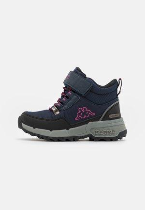 JASSO TEX UNISEX - Hikingskor - navy/pink