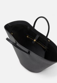 Little Liffner - OPEN TULIP MEDIUM - Sac à main - black - 3