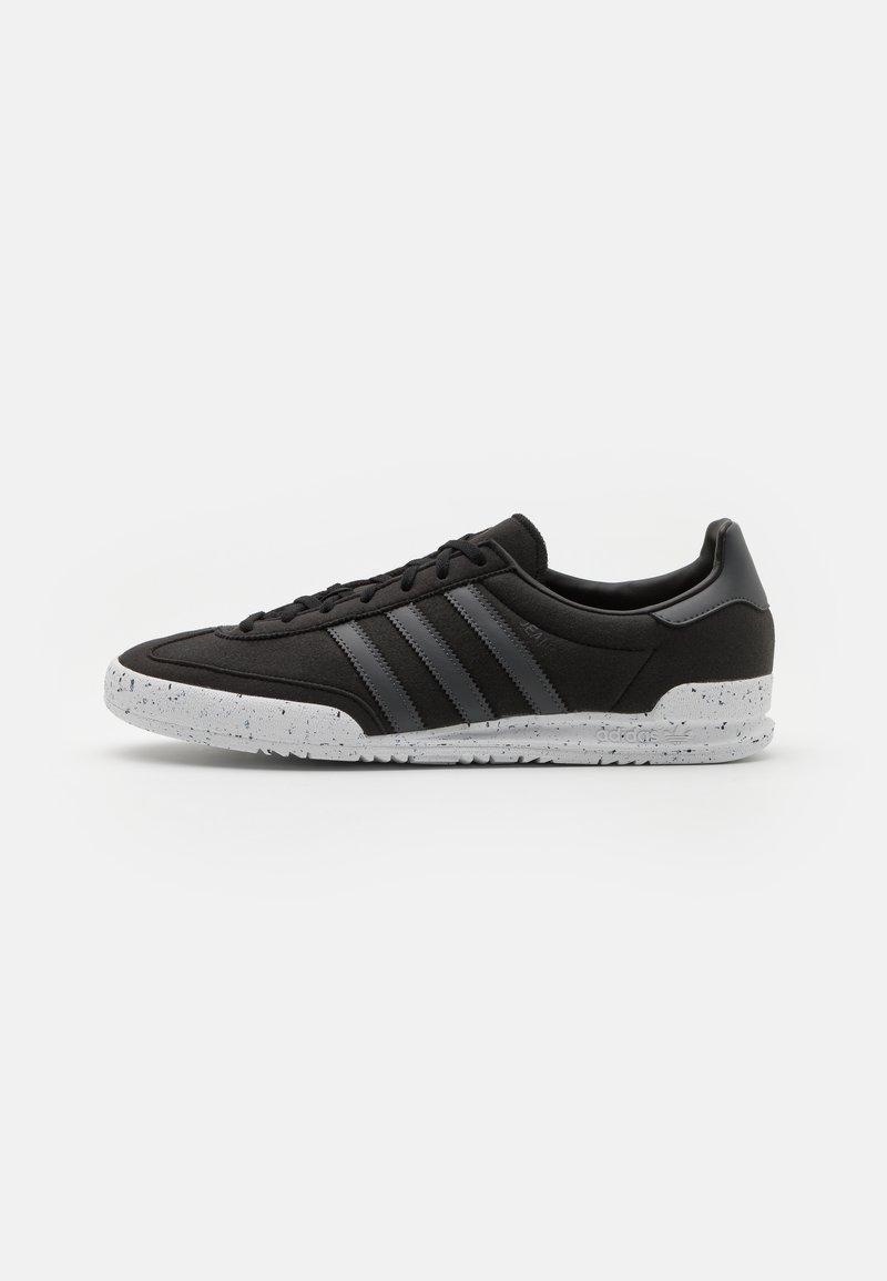 adidas Originals - JEANS UNISEX - Sneakersy niskie - black/solid grey/white