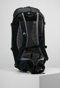 Vaude - PROKYON ZIP 28 - Hiking rucksack - black - 3