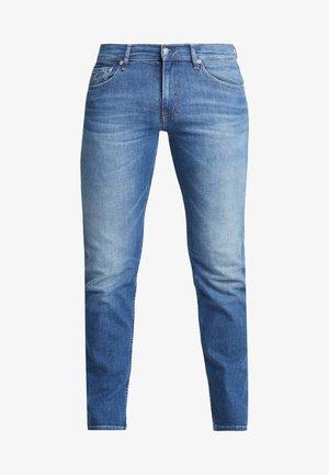 035 STRAIGHT - Straight leg jeans - 061 bright blue