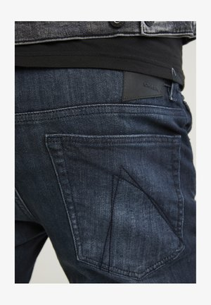 CARTER NEAL - Slim fit jeans - blue