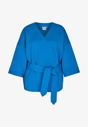 Summer jacket - blau