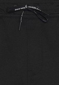 Calvin Klein Jeans - GALFOS MILANO PANT - Pantalon de survêtement - black - 4