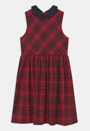 DAY DRESS - Cocktailkleid/festliches Kleid - red/black