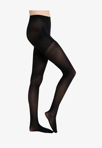 Pretty Polly - OPAQUE BODYSHAPER TIGHTS - Panty - black - 1