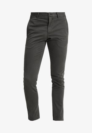 CORE STRAIGHT FLEX - Chinos - grey