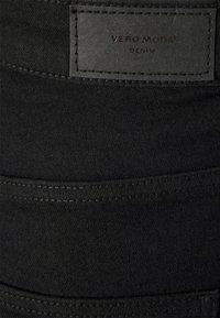 Vero Moda Curve - VMJUDY - Slim fit jeans - black - 6