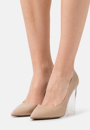 VEGAN KEELY - Zapatos altos - other beige