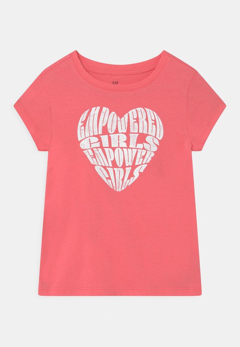 GAP - Print T-shirt - capri pink
