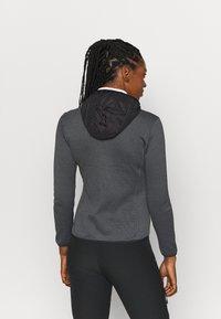 CMP - WOMAN JACKET FIX HOOD - Outdoor jacket - nero - 2