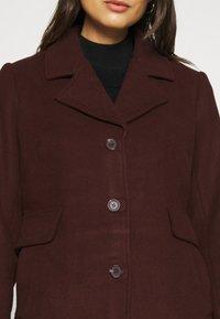 Karen by Simonsen - Classic coat - winetasting - 5