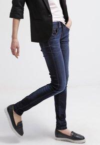 G-Star - LYNN MID SKINNY - Jeans Skinny Fit - blue - 3